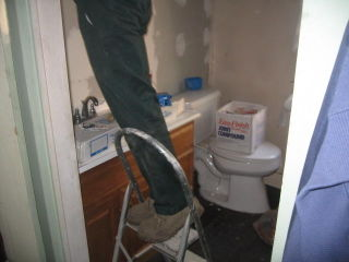 Bathroom repair 001
